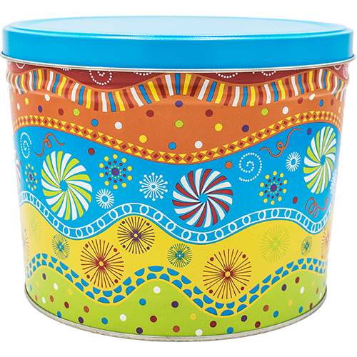 Panache 2 Gallon Tin