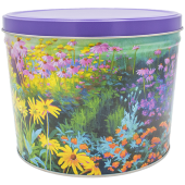 Sunset Garden 2 Gallon Tin