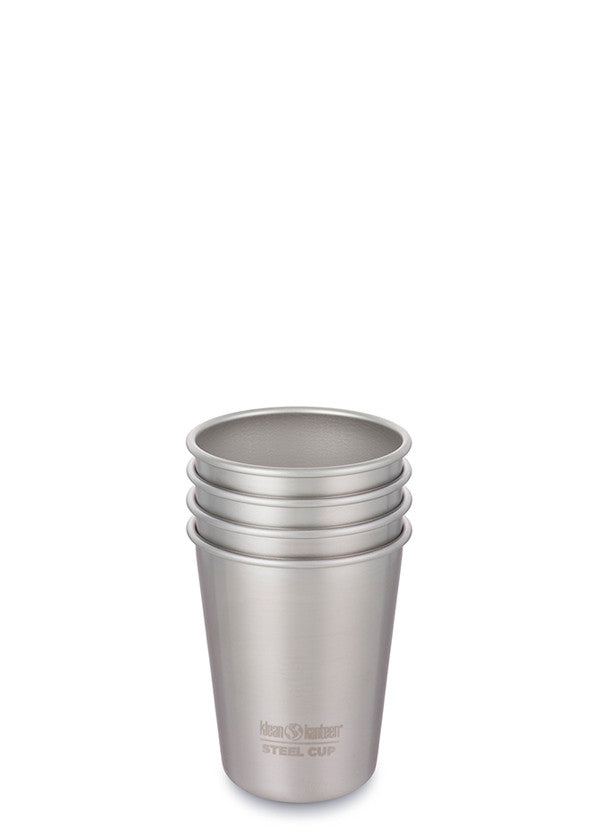 Steel Cup 10oz - 4 Pack