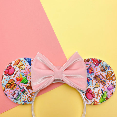 SNACK ATTACK MOUSE EARS