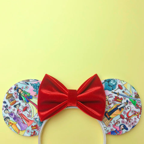 MULAN MOUSE EARS