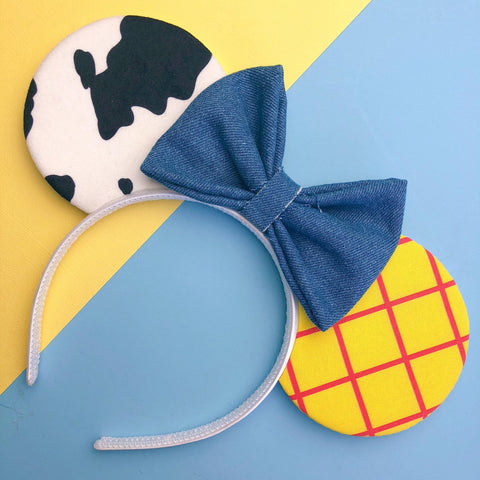 WOODY MOUSE EARS