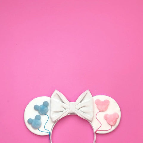 Mouse Balloon Ears