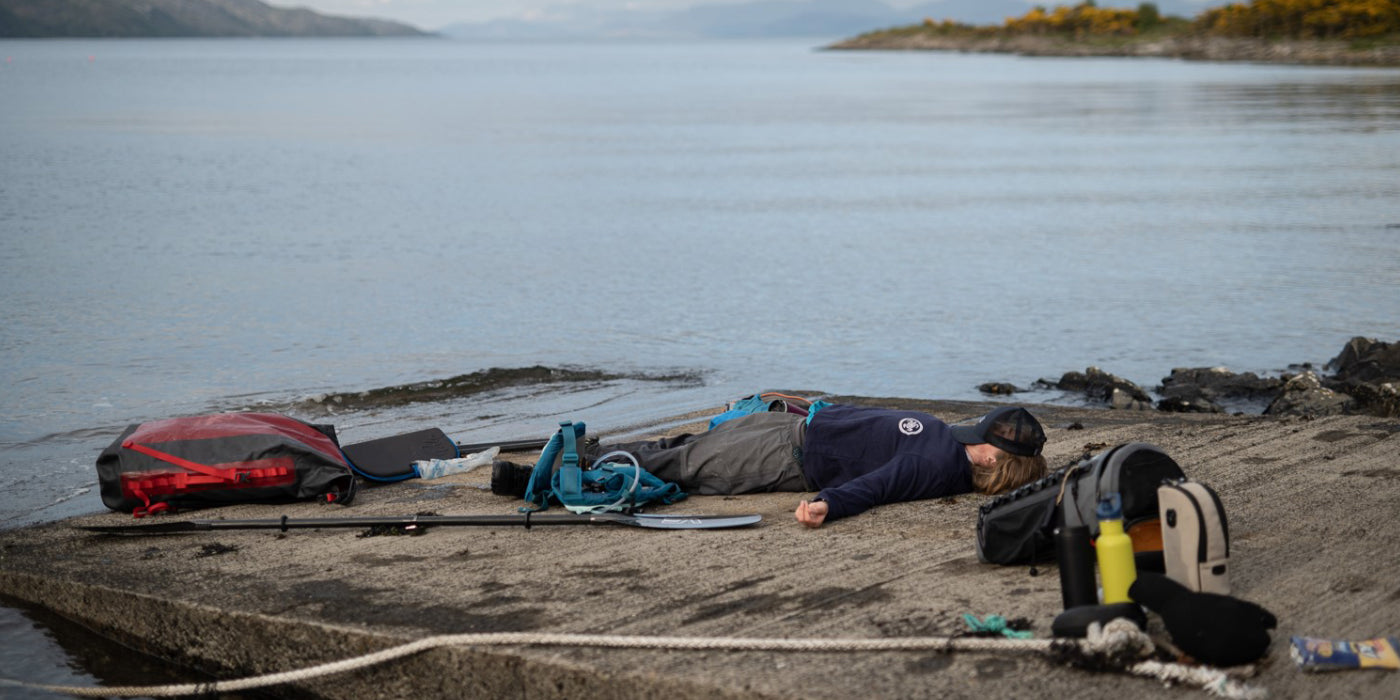 Arran to Mull - A much needed rest