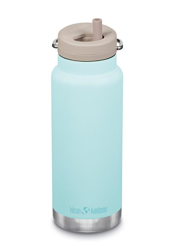 32 oz Water Bottle with Straw Lid