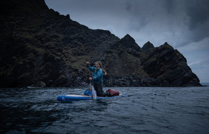 First Woman to Stand-Up Paddleboard Cape Wrath