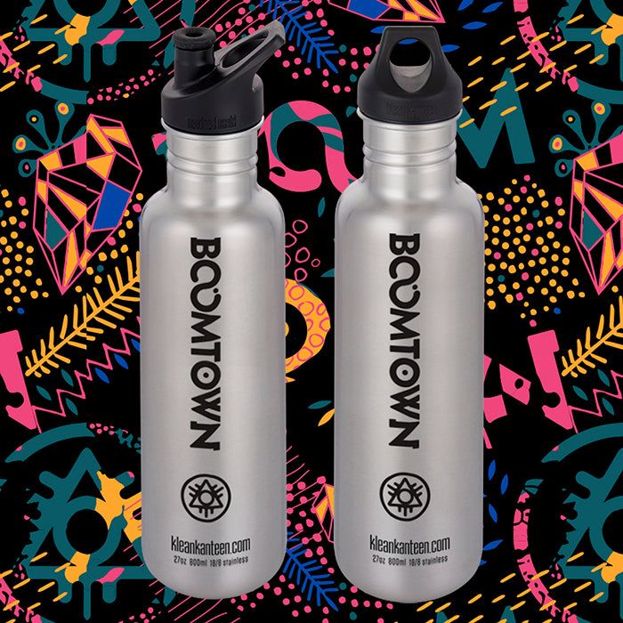 Boomtown Fair 2019 Classic 27oz (800ml) Bottle