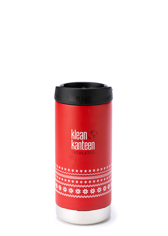 Insulated TKWide 12oz (355ml) - Festive Wrap Limited Edition
