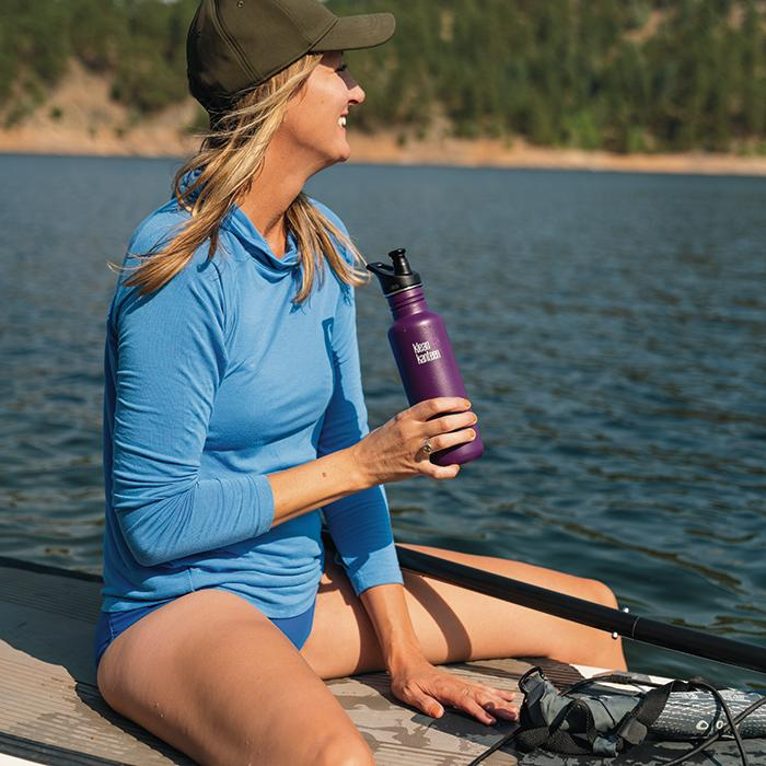 27oz Classic Water Bottle with Sport Cap