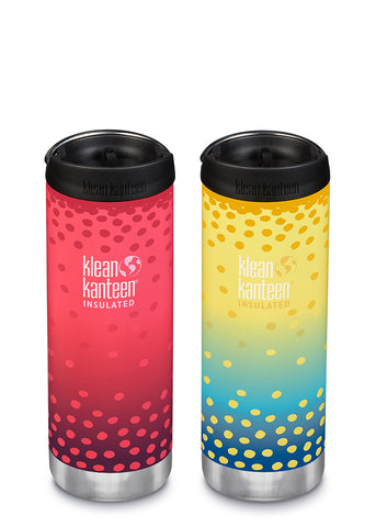 Limited Edition Colour Volume Insulated TKWide 16oz (473ml)