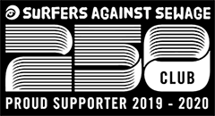 250 Club - Surfers Against Sewage