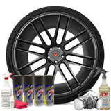 Matte Anthracite Wheel Kit