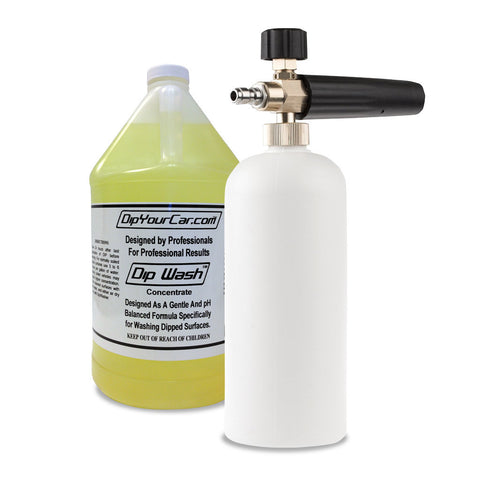 Dip Foam System Kit® (Includes Gallon of Dip Wash)