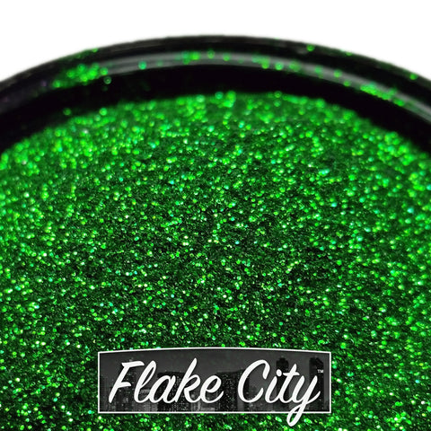 Grass Green Flakes .008""