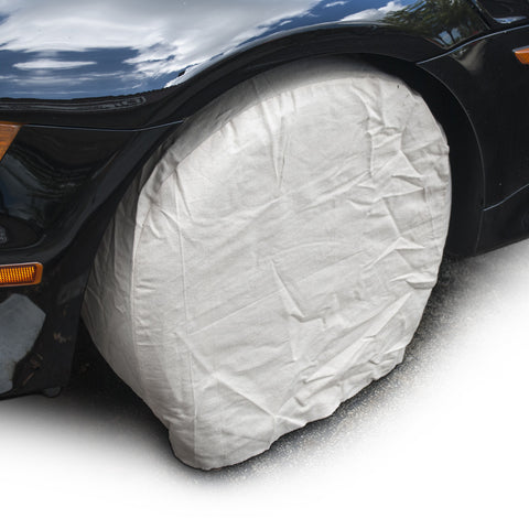 Canvas Wheel Covers (Set of 4)