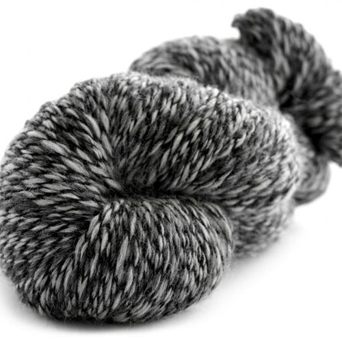 Silver Charcoal-109 - Peruvian Tweed
