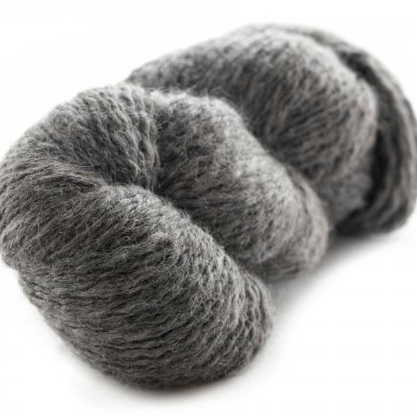 Slate Gray-132 - Peruvian Tweed - Fibre Studio Exclusives