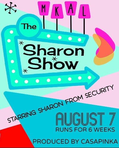 The Sharon Show - Casapinka - Design Gallery