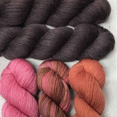 Rambling Rose - Slipstravaganza MKAL - Kits