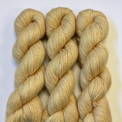 Golden Wheat - Cashmere Silk - Fingering