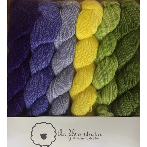 6/1 Iris - Mini Skein Kits