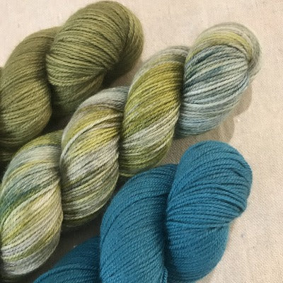 Sassenach, Basil, Neptune - 3-Color Kit
