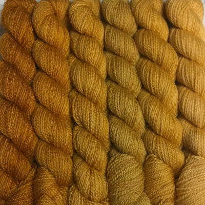 6/1 Midas - Mini Skein Kits