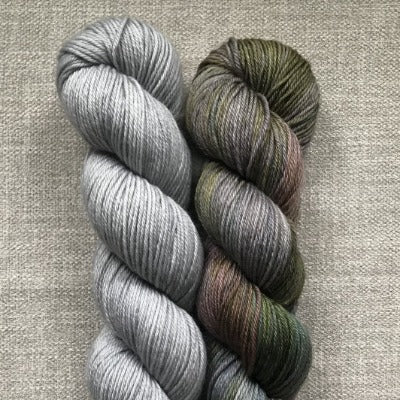 Craigh Na Dun, Forest Green - 2-Color Kit