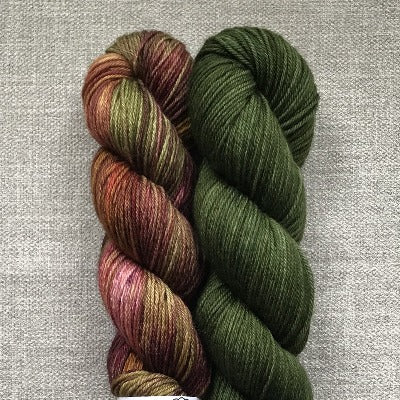 Tapestry, Forest Green - 2-Color Kit