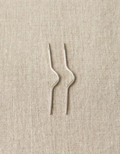 Curved Cable Needle - Cocoknits - Accessories