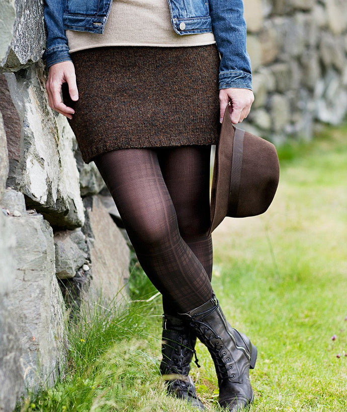 Simple Straight Skirt - Churchmouse - Patterns