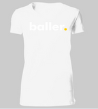 "Short Sleeve ""Baller"" T-shirt"