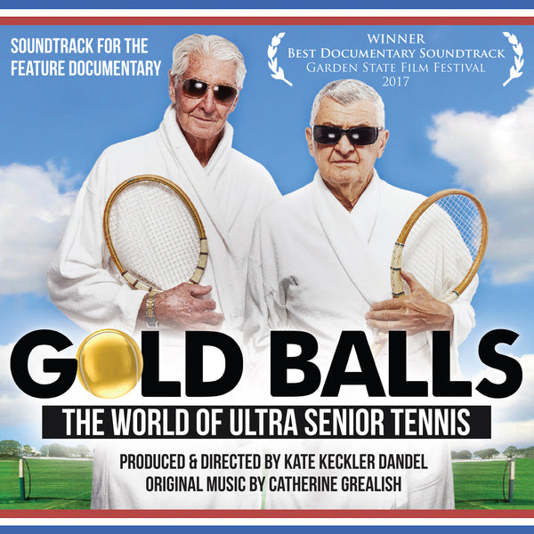 Gold Balls Soundtrack CD
