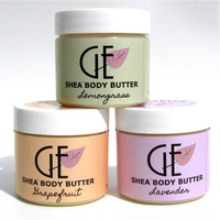 ALL NATURAL AROMATHERAPY SHEA BODY BUTTER FOR SKIN CARE