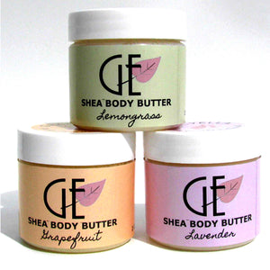 Shea Body Butter Rich Moisturizing Gift Set