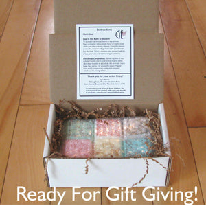 Aromatherapy Shower/Bath Bombs Gift Set of 6