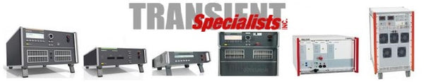 GM EMC Test Equipment Rental Products Front