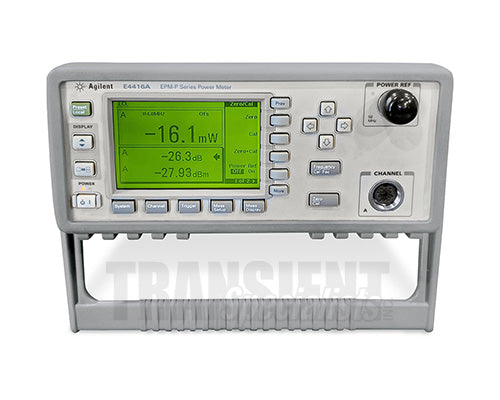 Keysight E4416A Single Channel Meter & Sensor Rental