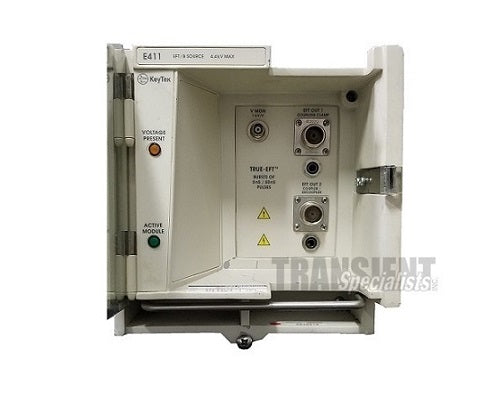 ECAT E411 Thermo Fisher / Keytek Front