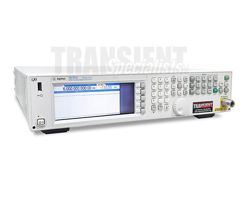 Keysight/Agilent N5182A-506 - Front Side