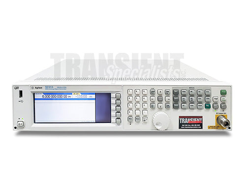 Keysight/Agilent N5182A-506 - Front Top