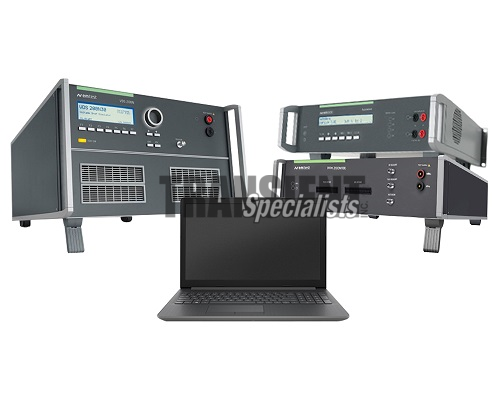 LV124 & LV148 EM Test System - OEM Automotive Solution