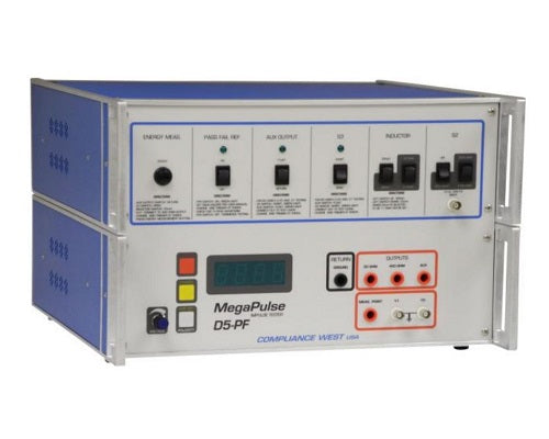 MegaPulse Defib D5-PF Rental - IEC 60601-1 EMC Test Equipment