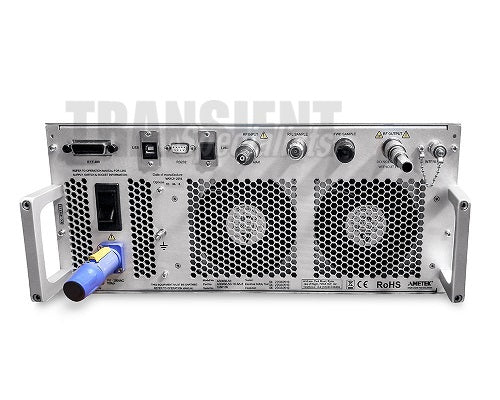 AS0860-50 Milmega Amplifier - Back