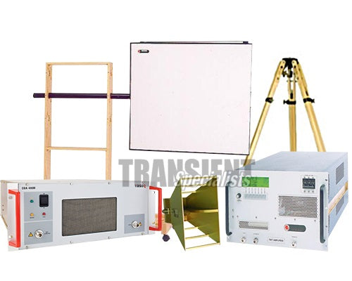 MIL-STD-461 RS103 Radiated Susceptibility Test Solution
