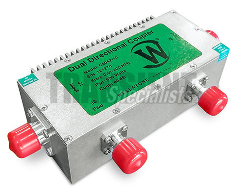 C6047 .01-400MHz  - Dual Directional Coupler 500W