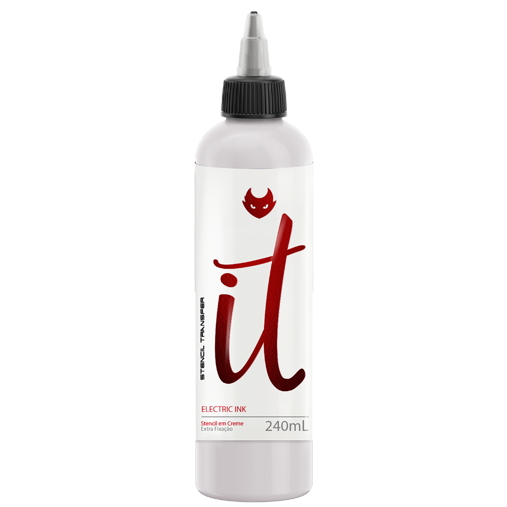 Electric Ink Stencil Transfer It (240 ml)