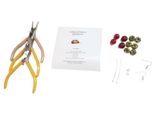 """A Piece of History"" Earrings Kit"