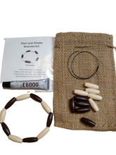 """Plain and Simple"" Bracelet Kit"