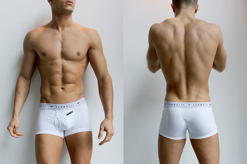 Timber White Trunks